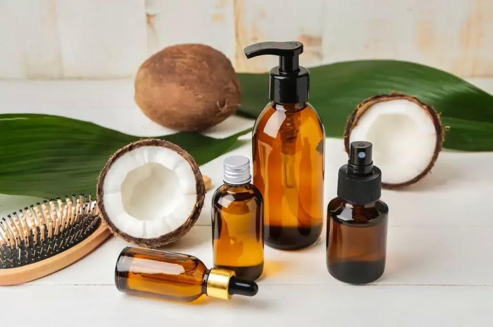 Andra oljor som kokosolja har antibakteriella samt deodoriserande egenskaper